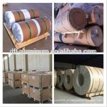 Bobina de alumínio laminada a frio para folha de cobertura