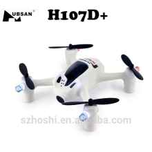 Hubsan FPV X4 Plus H107D+ With 720P 2MP Wide Angle HD Camera Altitude Hold Mode RC Quadcopter RTF Hubsan X4 H107D