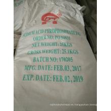 Pirofosfato de ácido sódico de calidad alimentaria (SAPP 28) 40