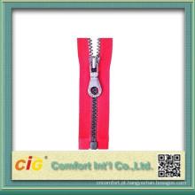 Fashionable Large Plastic Zipper Puller for Garment