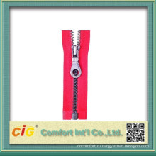 Fashionable Large Plastic Zipper Puller for Garment