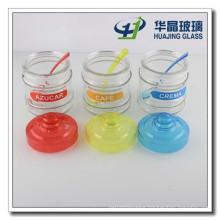 350ml Honey Glass Jar