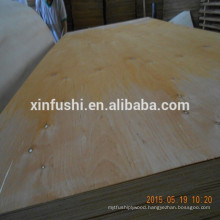 Egypt market required birch faced poplar core plywood
