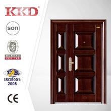 Classic One and Half Steel Security Door KKD-317B
