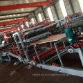 Máquina de producción del panel de bocadillo de la línea de producción del panel de pared del EPS