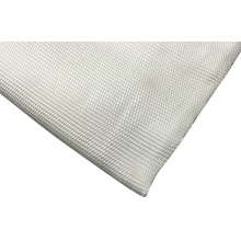 Heat Insulated Bulked Yarn Fiberglass Fabric