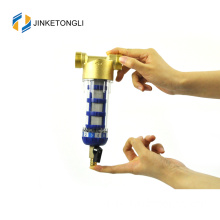 JKTLQZ004 self-cleaning water filtration household pre-filtration water filter machine