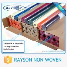 Cubiertas de tabla impresas plástico al por mayor / rollo plástico grueso de la cubierta de tabla