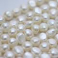 Pérolas barrocas de pergaminho de água doce de 10 a 11 mm (E190027)