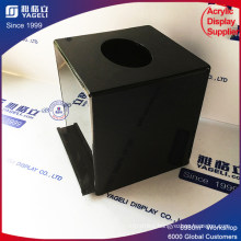 Elegant Design Blank Daily Tissue Box