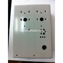 Caja de acero / cajas eléctricas / hoja de metal