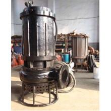 Bomba de argamassa de mergulho Msq para trabalho coaxial ou areia com transferência de água