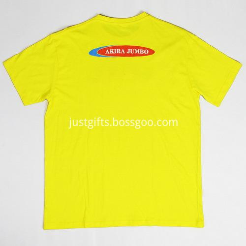 Custom Imprinted Round Neck Men's T-Shirt (4)