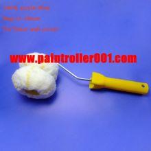 """Outwall rolo de pintura de canto com fibra acrílica de 100% (3"""")"""