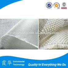 Borracha de silicone revestido de pano de fibra de vidro com isolamento térmico
