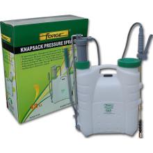 Herramientas agrícolas Pulverizador de jardín Pulverizador de presión manual de mochila 12L