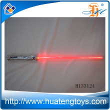 Hot sale plastic cheap toys light up swords,Color changing flashing toy Swords for kids H133124