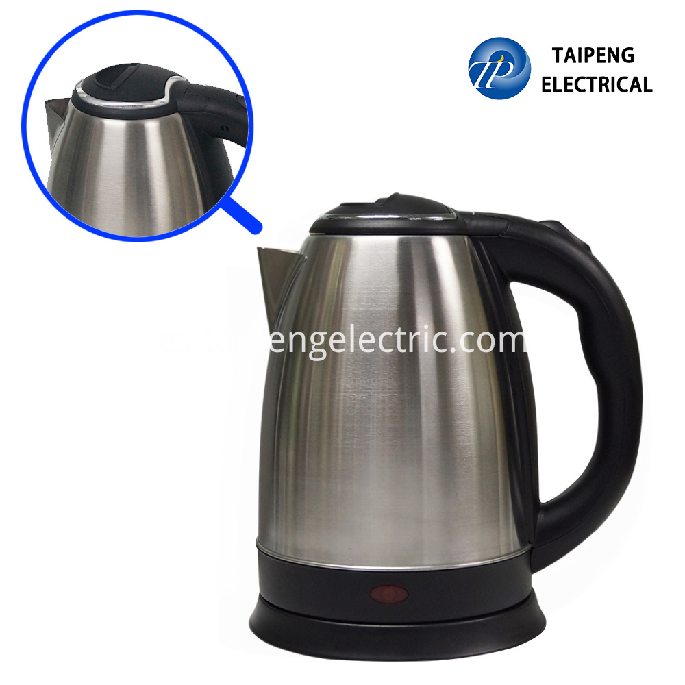 Faster Boiling Kettle