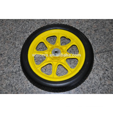 16x2.125 PU foam wheel