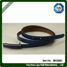 2014 High Quality Cowgirl Belt With Flat Buckle