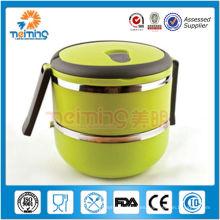 calentador de alimentos de acero inoxidable de pared doble de venta caliente comercial