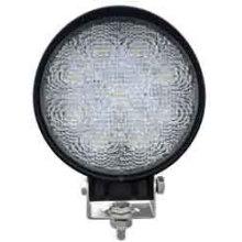 Luz de trabajo inundable LED 27W de alta calidad, garantía de 2 años