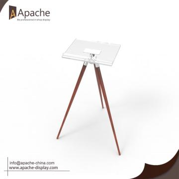 Trépied Acrylique Table Board Book Holder