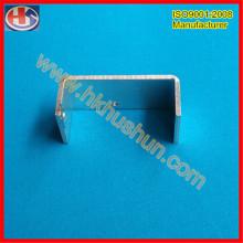 Metall-Stanzteil Strahlflosse mit Aluminium (HS-AH-0013)