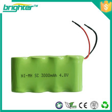 china factory battery 6v 2.5ah or 4.5ah battery