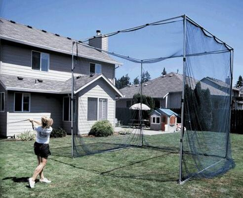 Hot Sale black green Golf Practice Net