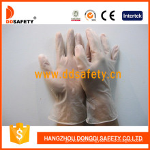 Working Gloves, Clear Vinyl Exam Gloves, Powder Free (DPV701)