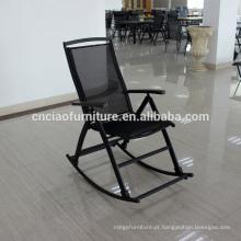 Novos produtos de malha ao ar livre cadeira de balanço