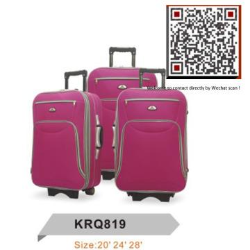 Дешевая фабрика багажа для наружной тележки EVA (KRQ819)