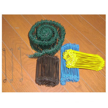Double Loop Tie Wire (SCHWARZ ANNEALED, GALV. WIRE, PVC BESCHICHTET TIE WIRE)