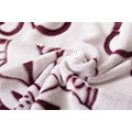 Double Sided Flannel Fleece Fabric for Blanket Baby