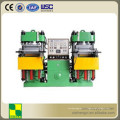 Machine de vulcanisation plate de machine de traitement de caoutchouc d'Alibaba