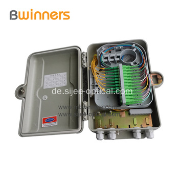 24 Port FTTH Fiber Termination SPS Splitter Box