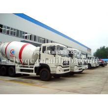 New design 6m3 concrete mixer drum truck cheap small mixer truck