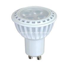 New Die Casting Aluminum GU10 5W SMD LED Spotlight
