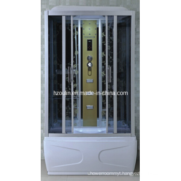 Complete Luxury Steam Shower House Box Cubicle Cabin (AC-57-150)