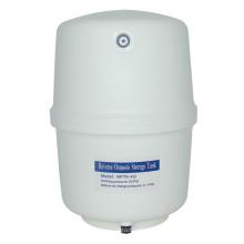 Piezas del filtro de agua de 4 galones de plástico RO tanque