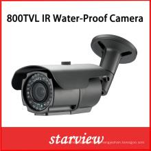 800tvl impermeable IR CCTV cámara de seguridad de la bala (w26)