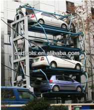 China supplier automated rotary car parking carport