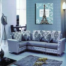Arte da lona da parede da torre Eiffel de Paris do PNF, impressão da lona