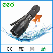 LED rechargeable flashlight/torch