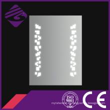 Jnh184 Venta caliente rectángulo decorativo Saso iluminado espejo del sensor