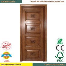 Sapele Wood Door Simple Wood Door Wood Bedroom Door