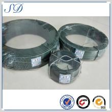 Высокое качество лучшие продажи ПВХ покрытием железной проволоки
