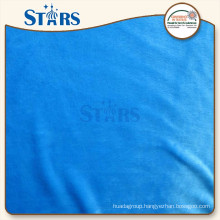 GS-FSD-01 Warm 100% Polyester flannel solid dyed fabric