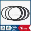 ISO 9001 Manufacture EPDM Oval Rubber Gasket/ Heat Resistence Rubber Gasket/Flat Rubber Gasket